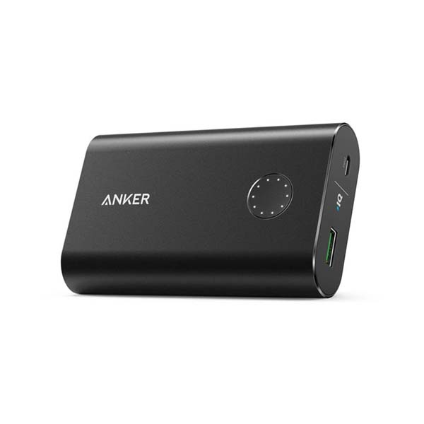 Anker PowerCore+10050mAh Quick Charge 3.0 Power Bank 1