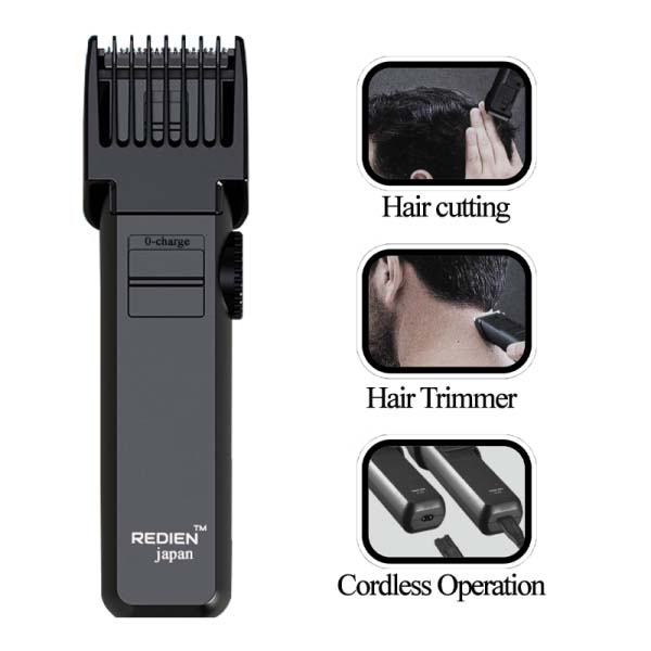 Redien Rn-8131K men's professional hair clipper wit ACDC function 1